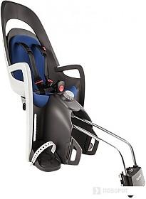 Велокресло Hamax Caress С2 (синий/белый/серый)