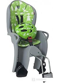 Велокресло Hamax Kiss Safety Package (зеленый)