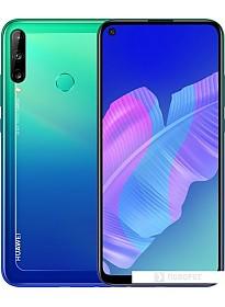 Смартфон Huawei P40 lite E (ярко-голубой)