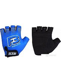 Перчатки STG Х61886 M (синий)