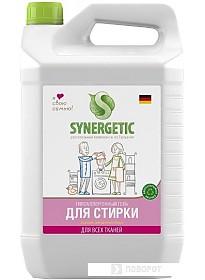 Гель для стирки Synergetic биоразлагаемый 5 л