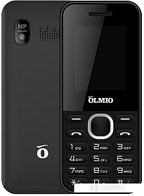 Мобильный телефон Olmio K01 (черный)