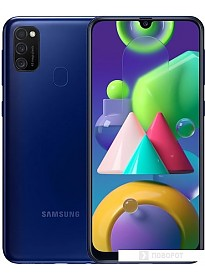 Смартфон Samsung Galaxy M21 SM-M215F/DS 4GB/64GB (синий)