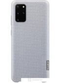 Чехол Samsung Kvadrat Cover для Galaxy S20 Plus (серый)