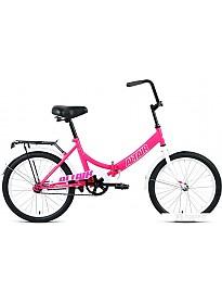 Велосипед Altair City 20 2020 (розовый)