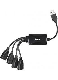 USB-хаб Buro BU-HUB4-0.3-U2.0-Splitter