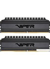 Оперативная память Patriot Viper 4 Blackout 2x8GB DDR4 PC4-24000 PVB416G300C6K