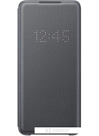 Чехол Samsung Smart LED View Cover для Samsung Galaxy S20 Ultra (серый)