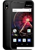 Смартфон Vertex Impress Flash (черный)