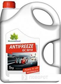 Охлаждающая жидкость GreenCool GC5010 5кг