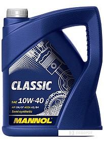 Моторное масло Mannol CLASSIC 10W-40 5л