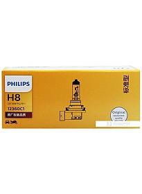 Галогенная лампа Philips H8 12V-35W Standard 1шт