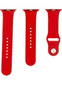 Ремешок Evolution AW40-S01 для Apple Watch 38/40 мм (red)