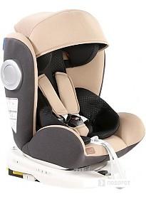 Детское автокресло Lorelli Lusso SPS Isofix 2020 (черный/бежевый)