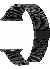 Ремешок Lyambda Capella для Apple Watch 38-40 мм (черный)