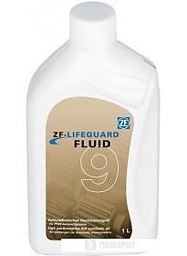 Трансмиссионное масло ZF LifeguardFluid 9 1л
