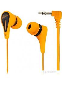 Наушники Ritmix RH-012 (оранжевый)