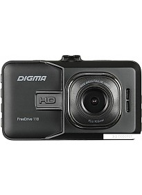 Автомобильный видеорегистратор Digma FreeDrive 118