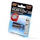 Аккумуляторы Robiton AAA 900mAh 2 шт.