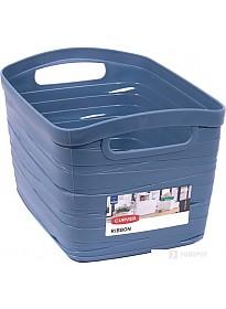 Корзина Curver Ribbon 21L (синий) 221160