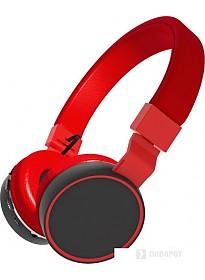 Наушники Ritmix RH-415BTH (красный/черный)