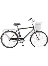 Велосипед Stels Navigator 200 Gent 26 Z010 2020 (черный)