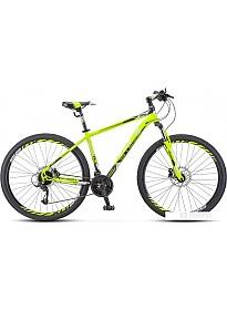 Велосипед Stels Navigator 910 D 29 V010 р.20.5 2020 (зеленый/черный)