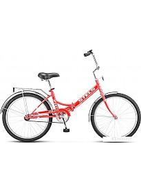 Велосипед Stels Pilot 710 24 Z010 (красный, 2018)