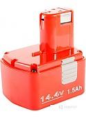 Аккумулятор Hammer AKH1415 (14.4В/1.5 Ah)