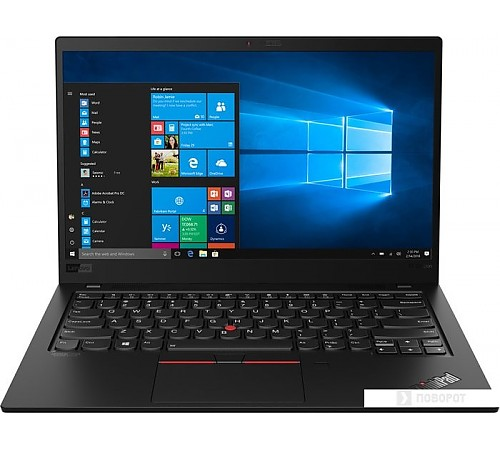 Ноутбук Lenovo ThinkPad X1 Carbon 7 20QD00L3RT