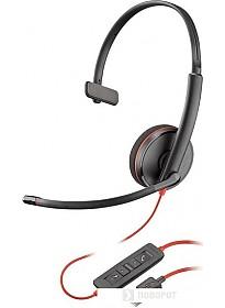 Наушники Plantronics Blackwire C3210 USB-A