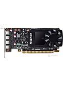 Видеокарта PNY Quadro P1000 4GB GDDR5 VCQP1000-BLS