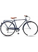 Велосипед Stels Navigator 360 28 V010 (синий, 2018)