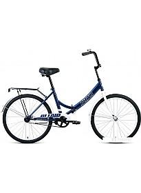 Велосипед Altair City 24 2020 (синий)