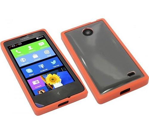 Чехол NEXX Zero для Nokia X (красный)