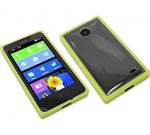 Чехол NEXX Zero для Nokia X (желтый)
