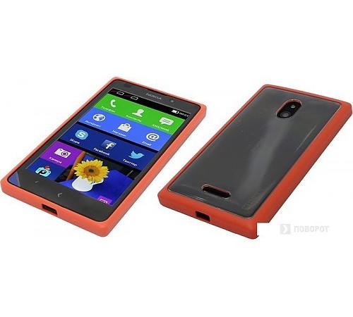 Чехол NEXX Zero для Nokia XL (красный)