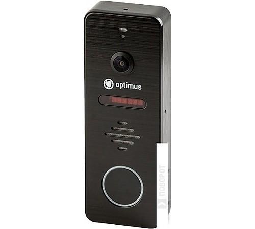 Вызывная панель Optimus DSH-1080 (черный)