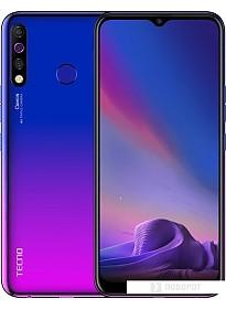 Смартфон Tecno Camon 12 (синий/фиолетовый)
