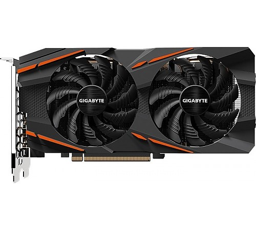 Видеокарта Gigabyte Radeon RX 570 Gaming 4GB GDDR5 (rev. 2.0) GV-RX570GAMING-4GD