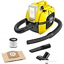 Пылесос Karcher WD 1 Compact Battery 1.198-300.0