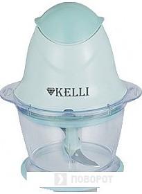 Измельчитель KELLI KL-5066 (бирюзовый)
