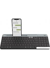 Клавиатура Logitech K580 (графитовый)