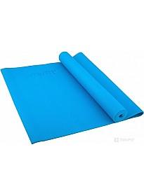Коврик Starfit FM-101 PVC (6 мм, голубой)