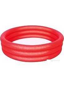 Надувной бассейн Bestway 51024 (102х25) (красный)