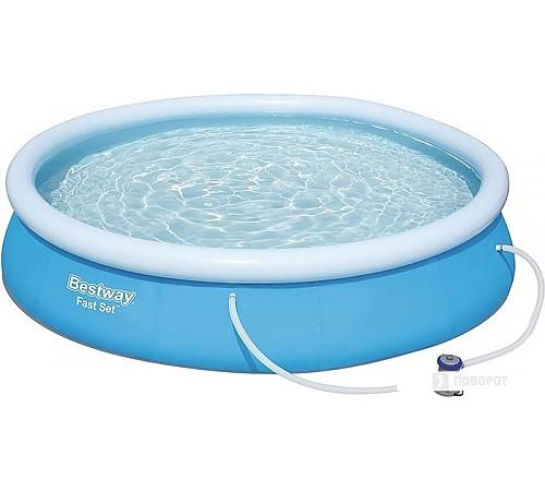 Каркасно-надувной бассейн Bestway 57274 (366x76)