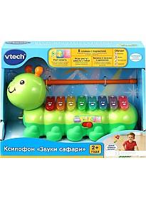 Развивающая игрушка VTech Ксилофон Гусеница 80-174926
