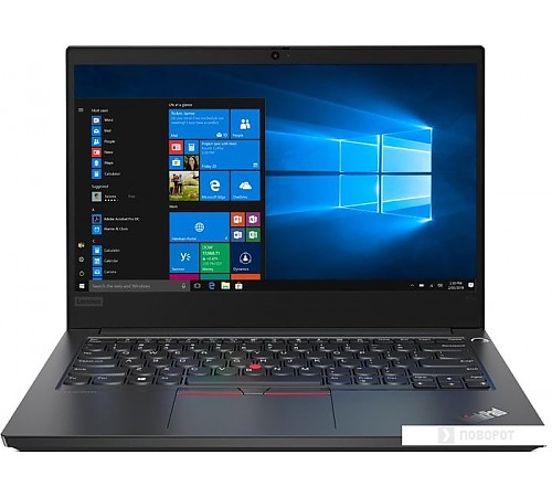 Ноутбук Lenovo ThinkPad E14 20RA0010RT