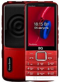 Мобильный телефон BQ-Mobile BQ-3587 Disco Boom (красный)