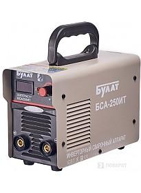Сварочный инвертор БУЛАТ БСА-250ИТ